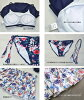 It is advantageous by a pair swimsuit bulk buying! It is separate mail beach underwear three points セットフレアビキニホユキ by a present in a review after arrival at swimsuit men trunks + swimsuit レディースホユキカップル matching beach swimsuit /S/M/L/LL