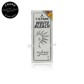 Y.S.PARK ホワイトブリーチ 30g / ox-6% 90ml (Y.S.PARK professional white bleach) YSパーク ワイエスパーク YS PARK ブリーチ 脱色 P11Sep16