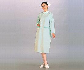 ナビス 抗菌予防衣 (ミントグリーン) S 0-3551-01