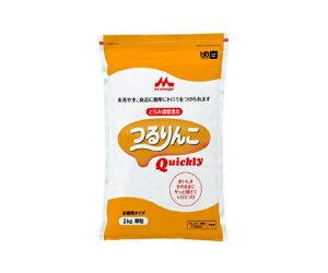 【送料無料】クリニコ つるりんこQuickly (とろみ調整食品) 2kg入 7-2683-04