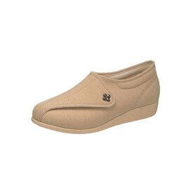 アサヒシューズ 『快歩主義』 L011 オークストレッチ(女性用・婦人用) 両足販売【L011】 【高齢者用靴・ケアシューズ・介護室外用・軽量・介護用シューズ・リハビリシューズ・快歩主義L011】