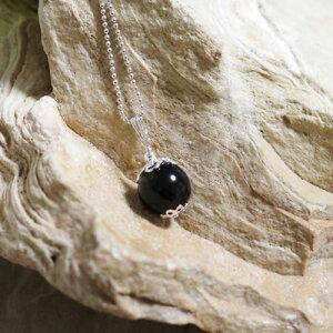 パワーストーン 幻の水晶と言われている!12ミリ球! 天然モリオン ペンダントトップ パワ−スト−ン 天然石 水晶メンズ レディース 癒し 浄化 幸運 天然石