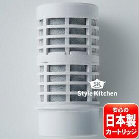 蛇口直結型浄水器 ピュリフリーロンド 交換カートリッジ (M)PRC-3 purifree(ピュリフリー)