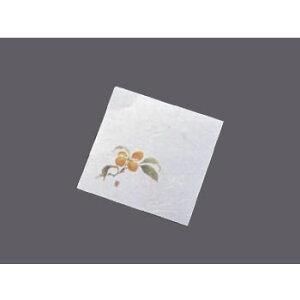 ニュー 四季懐紙 びわ NS-22 4寸 (100枚入)