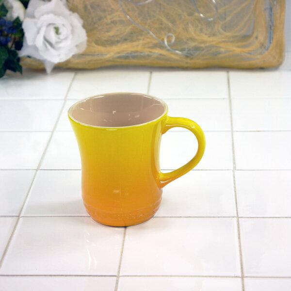 ル・クルーゼ マグカップ (S) ディジョンイエロー (日本正規販売品) 910072-01