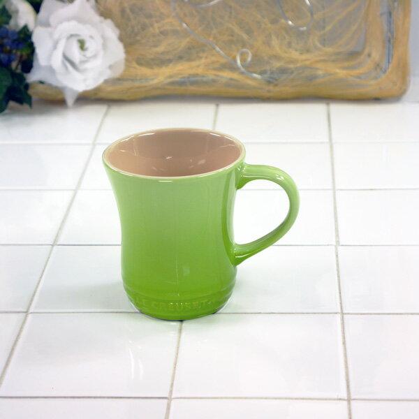 ル・クルーゼ マグカップ (S) フルーツグリーン (日本正規販売品) 910072-01
