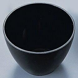 ソリア ミニボウル 30ml(50個入) PS30313 ブラック (NSL2203)