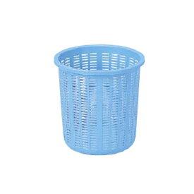 万能バスケット 1型 (深型) ブルー PE サンコー