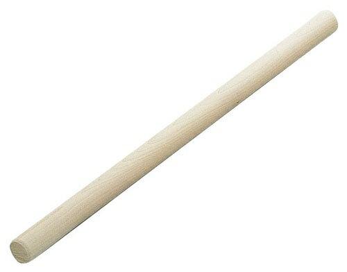 木製めん棒(朴) 60cm (BMV01060)
