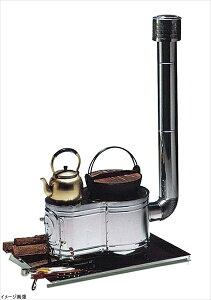 ホンマ製作所 ステンレス時計1型薪ストーブセット