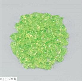 アクリル ビッグダイヤ(大)1kg袋入 G006 グリーン