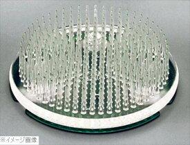 プラスチック剣山(カラー銅板付)緑