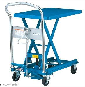 UDダンディリフト 足踏式リフト台車 UDL−150