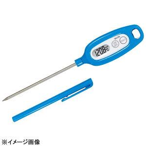 タニタ デジタル 温度計 TT-508NBL ブルー