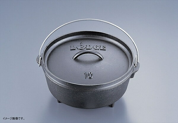 LODGE(ロッジ) LOGIC 10インチキャンプオーブン L10CO3