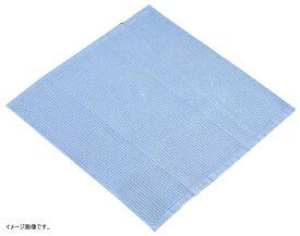 銀イオンキッチンタオル 銀の力 ブルー