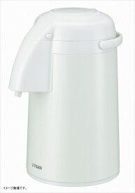 タイガー 魔法瓶 保温 卓上 エアー ポット 2.2L とら〜ず ホワイト PNM-H221-WU Tiger