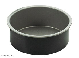 クイーンローズ ブラックフィギュア デコレーションケーキ型 15cm D-003