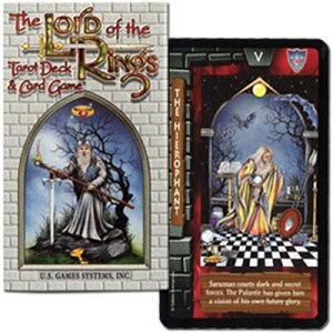 【タロットカード】ロード・オブ・ザ・リング・タロット&カードゲーム☆The Lord of the Rings Tarot Deck & Card Game