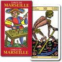 あす楽対応ラッキーカードプレゼント!【TAROT OF MARSEILLE】ミニチュア・マルセイユ