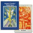 【タロットカード】トートタロット ポケットサイズ ブルーボックス<AGM>☆ALEISTER CROWLEY THOTH TAROT DECK