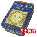 【人気のカードが缶入りになりました★】ユニバーサル・ウェイト・タロット(缶入り)