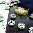 20%OFF【世界最多の競技人口】アクリル製中国将棋(象棋/シャンチー)