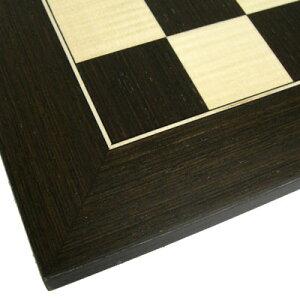 【ボードサイズ:500×500mm】チェスボード カエデ/ウエンジ H501