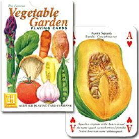 【太陽の恵みをいっぱいに浴びた野菜たち】ベジタブル・ガーデン