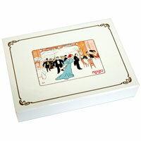 【MAXIM'S DE PARIS W white box】ブランドトランプ - マキシム・ド・パリ W 白箱