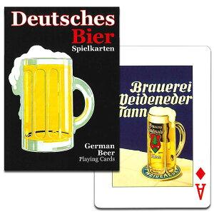 【ドイツのビールのトランプ】ドイッチェス・ビア(ドイツのビール)