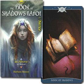 【タロットカード】ブック・オブ・シャドウ・タロット☆THE BOOK OF SHADOWS TAROT