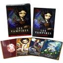 【オラクルカード】バンパイア・オラクル☆LES VAMPIRES 44 ORACLE CARDS & GUIDEBOOK SET