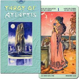 【タロットカード】タロット・オブ・アトランティス☆TAROT OF ATLANTIS