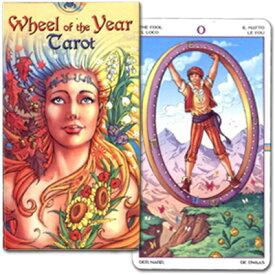 【タロットカード】ウィール・オブ・イヤー・タロット☆Wheel of the Year Tarot
