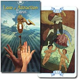 【タロットカード】ロー・オブ・アトラクション・タロット☆Law of Attraction Tarot