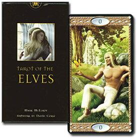 【タロットカード】タロット・オブ・エルフ☆TAROT OF THE ELVES