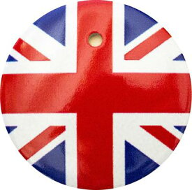 【送料無料】 車 アクセサリー オデッセイ ODYSSEY RC1 RC2 RC4 スタートボタンカバー ・国旗イギリス風・ 貼るだけ かんたん取付 プッシュ スタート スイッチ カバー Push Start Switch Accessory for HONDA 車用