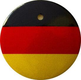 【送料無料】 車 アクセサリー オデッセイ ODYSSEY RC1 RC2 RC4 スタートボタンカバー ・国旗ドイツ風・ 貼るだけ かんたん取付 プッシュ スタート スイッチ カバー Push Start Switch Accessory for HONDA 車用
