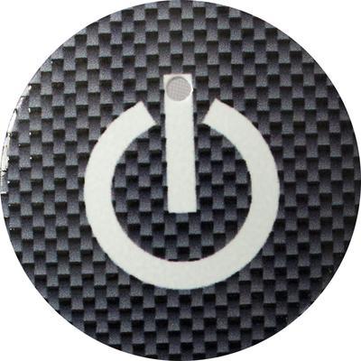 【送料無料】 車 アクセサリー シエンタ SIENTA スタートボタンカバー ・スイッチカーボン柄 黒・ えっ!貼るだけ?かんたん取付 プッシュ スタート スイッチ カバー Push Start Switch Accessory for TOYOTA ・スイッチカーボン柄 黒・ TOYOTA 車用