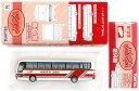 【中古】ニューホビー/トミーテック バスコレクション 第14弾 157 北海道中央バス 三菱ふそうニューエアロバス【A】