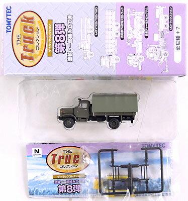 【中古】ニューホビー/トミーテック 087 トラックコレクション 第8弾 自衛隊2 1/2tカーゴトラック【A】※メーカー出荷時より少々の塗装ムラは 見られます。ご理解・ご了承下さい。