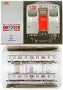 【中古】ニューホビー/トミーテック 鉄道コレクション(K089+K090) 相鉄7000系 2両セット【A'】 外箱若干の傷み 微細な塗装ムラはご容赦ください。