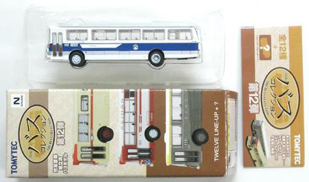 【中古】ニューホビー/トミーテック 144 バスコレクション 第12弾 日野RV 国鉄バス【A'】※外箱傷み ※メーカー出荷時より少々の塗装ムラは 見られます。ご理解・ご了承下さい。