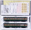 【中古】HOゲージ/TOMIX HO-062 国鉄 153系急行電車(非冷房) 2両増結セット(T) 2009年ロット【A】