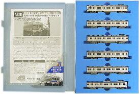【中古】Nゲージ/マイクロエース A6361 南海6100系 新塗装・新社紋 6両セット【A】