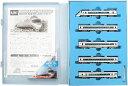 【中古】Nゲージ/マイクロエース A2991 四国8000系 旧塗装 特急「しおかぜ」 5両セット 2011年ロット【A'】※スリーブ若干傷み