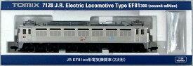 【中古】Nゲージ/TOMIX 7128 JR EF81-300形電気機関車(2次形)【A】