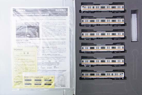 【中古】Nゲージ/TOMIX 92883 JR E233-8000系通勤電車 南武線 6両セット【A】