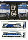 【中古】Nゲージ/TOMIX 98960 JR EF64-1000形電気機関車 (1009・1015号機・JR貨物更新車) 2両セット【A】